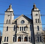 St Michael's Cathedral, 96 1st Street,  Passaic NJ